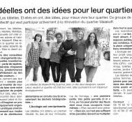 Les Idéelles ont des idées pour leur quartier / Ouest-France
