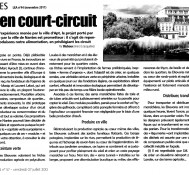 La ville en court-circuit  / Le Lot en action / n°44