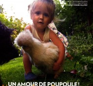 Un amour de poupoule ! / Paris Match / Août 2012
